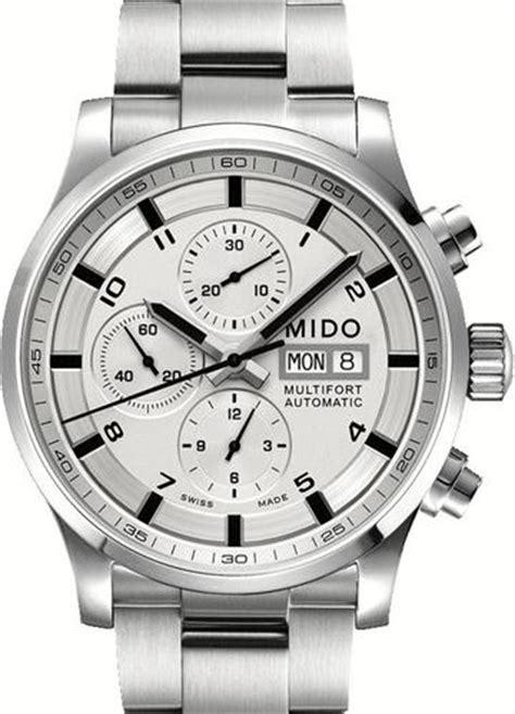 Multifort Auto Chrono Silver m005.614.11.037.01   Mido