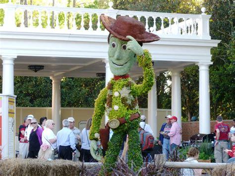 2013 Epcot International Flower Garden Festival Trip Epcot International Flower Garden Festival