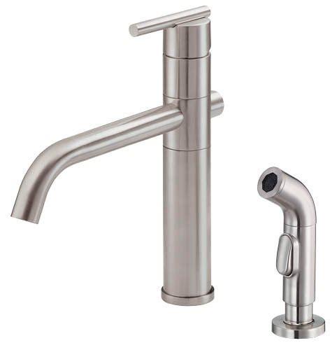 danze parma kitchen faucet danze parma single handle kitchen faucet