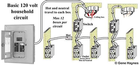 how to wiring a house basic house wiring