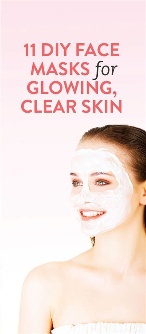 diy mask to clear skin we it 11 diy masks for glowing clear skin