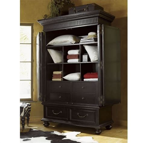 tommy bahama armoire kingstown trafalgar armoire in tamarind 01 0619 311c