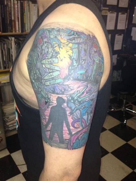 a day to remember tattoo 17 best images about adtr tattoos on