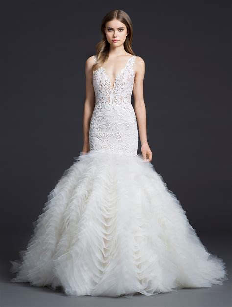 Wedding Dresses Lazaro by New Wedding Gowns From Lazaro Arrive At Stardust