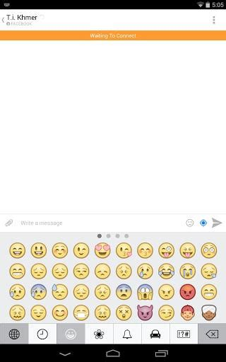 emoji keyboard 6 apk emoji keyboard apk 1 0 0 free tools app for android apk4fun