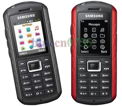 100 new samsung b2100 unlocked cell phone black 2g ebay