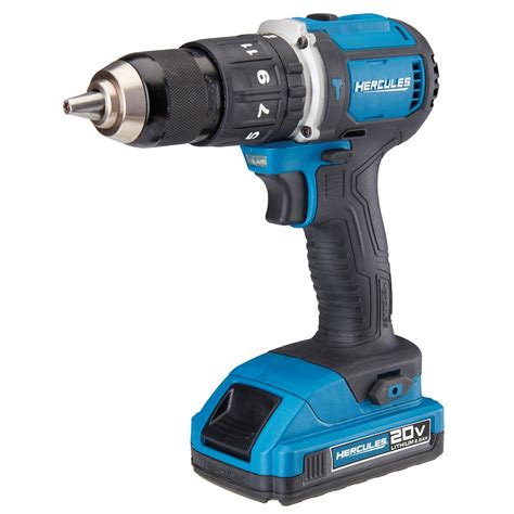 new harbor freight cordless tools lithium 20v earthquake 20v lithium cordless 1 2 in compact hammer drill driver kit