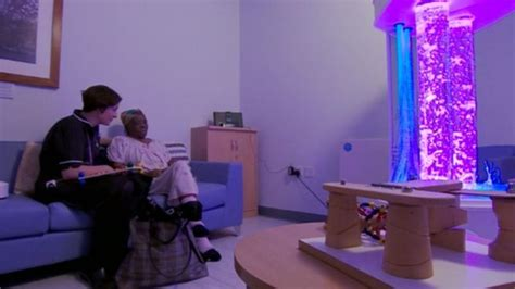 scientists create world s most relaxing room sciencedaily new cross hospital s dementia patients unit bbc news