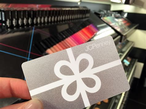 Jc Penny Gift Card - 23 insider hacks from a sephora employee the krazy coupon lady