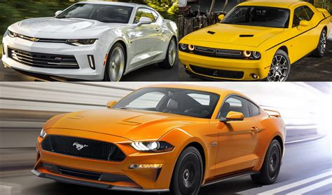 Auto Sweepstakes 2017 - enter to win your dream muscle car