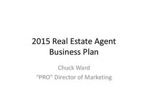 business plan template for real estate agents why real estate agents need business plans 2015