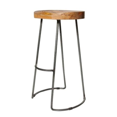 Bar Stool Warehouse by Buy Solid Wood Metal Warehouse Style Bar Stool From