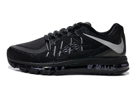 best mens nike air max 2015 id blackout shoes for cheap