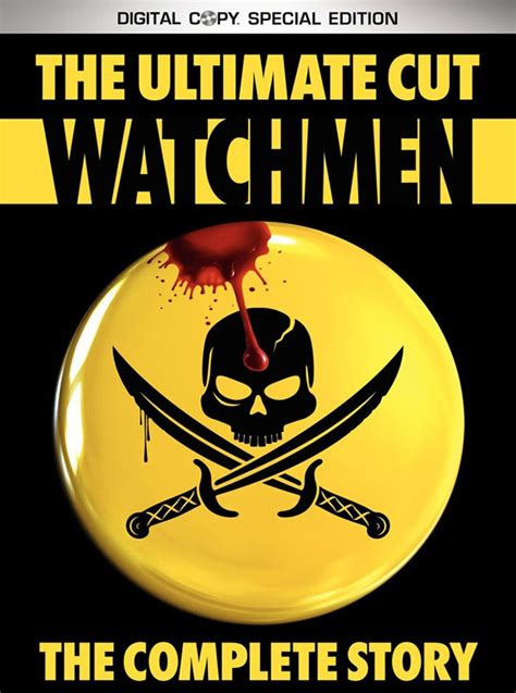watchmen the ultimate cut dvd and details watchmencomicmovie