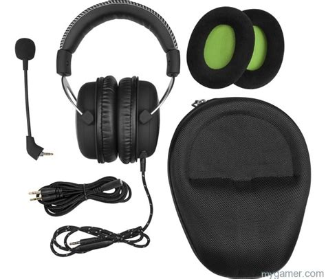 Headset Gaming Point Blank hyperx cloudx official xbox one pro gaming headset review
