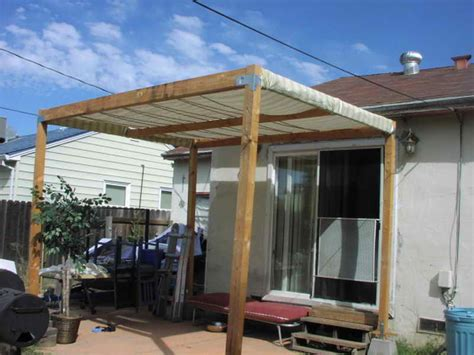 How To Build A Cheap Patio Cover   How To Build A Patio