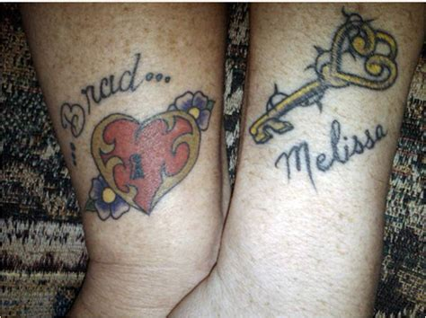tattooes for couples wedding tattoos ideas all idea
