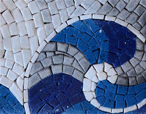 mosaic pattern spiral spiral mosaic pattern on behance