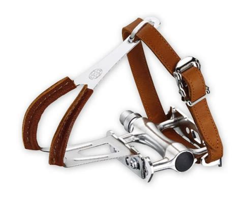 Pedal Toeclip Vp By Chiro Bike by Vp Pedals Vp189tr 187 Evelostore