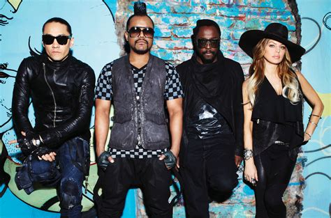 black eyed peas scooter braun signs black eyed peas for management billboard