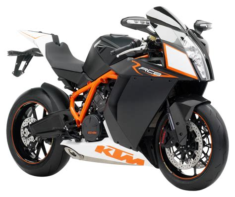 Ktm Motor Cycle Ktm 1190 Rc8 Sport Motorcycle Bike Png Image Pngpix