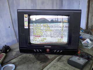 Ganti Tabung Tv belajar tv tabung tv tidak bisa menangkap siaran