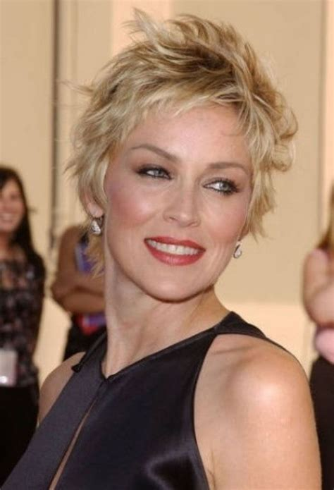 haircuts for older women with bottom heavy faces recommended ways to create short hairstyles for older