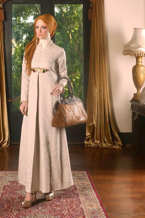 Baju Gamis Pesta Zoya busana muslim murah dengan merk terkenal di indonesia