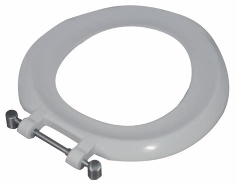 Towel Designs For The Bathroom by Twyford Bs Black Toilet Seat Ring With Stainless Steel