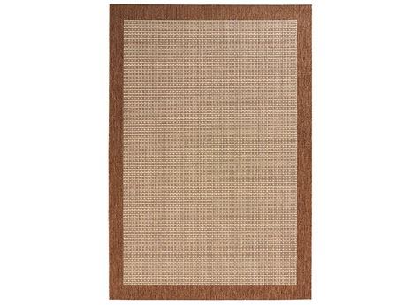 teppich design design teppich flachgewebe simple mit bord 252 re braun