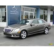 2011 Indium Grey Metallic Mercedes Benz E 350 Sedan 50690568 Photo