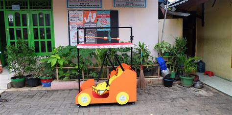 Timbangan Mobil timbangan bayi unik layaknya kendaraan