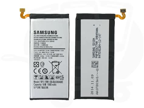 Baterai Original Mito A300 genuine samsung sm a300 galaxy a3 1900mah battery gh43 04381a