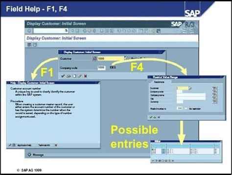sap abap tutorial with screenshots sap abap with screenshots sap help