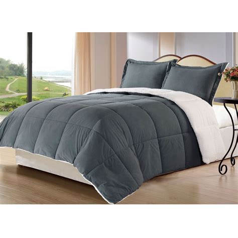 king sherpa comforter king size 3 piece sherpa berber throw blanket comforter