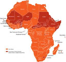African footprint africa region profile about us pwc south africa
