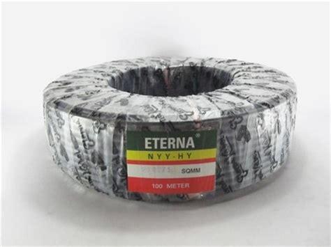 Kabel Eterna Nyy 3 X 25 1 Roll Berkualitas kabel nym 3 215 1 5 fc44 hitoiro