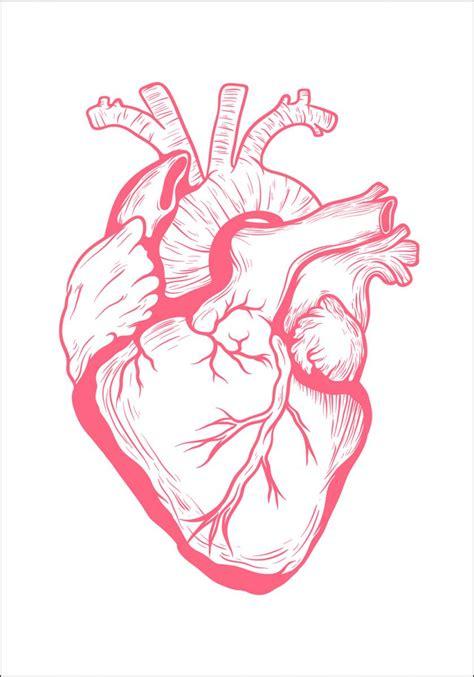 printable heart poster heart printable poster bga fotobutikk