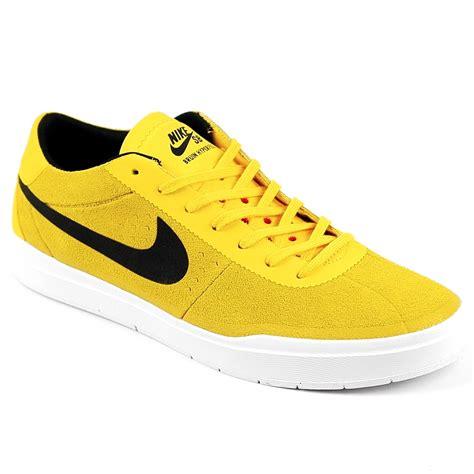 bã cherregal shop nike sb bruin hyperfeel ba tour yellow black forty two