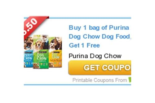dog food coupons buy one get one free
