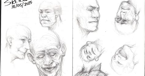 sketchbook exercises michele giorgi illustrator sketchbook exercises