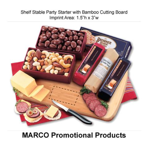 Shelf Stable Products by Shelf Stable Starter With Bamboo Cutting Board Fd