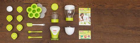 Nuby Garden Fresh Mighty Blender Starter Pack nuby garden fresh mighty blender kitchen dining