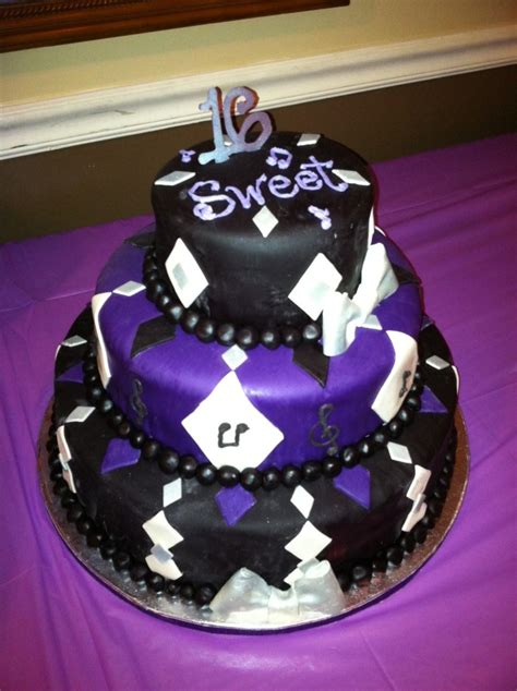 sweet 16 songs for 2015 lady gaga music themed sweet 16 cakecentral com