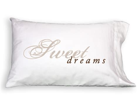 Sweet Dreams Pillow Cases by Sweet Dreams Faceplant Pillowcase Relax Spa And