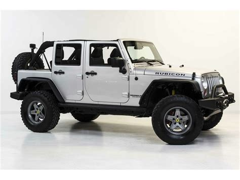 2012 Jeep Rubicon For Sale 2012 Jeep Wrangler Unlimted Rubicon For Sale In Rock Hill