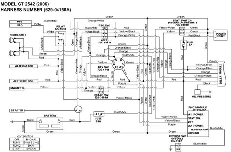 wiring diagram for cub cadet get free image about wiring