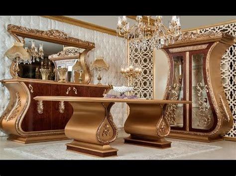 luxury furniture gold furniture royal furniture design youtube