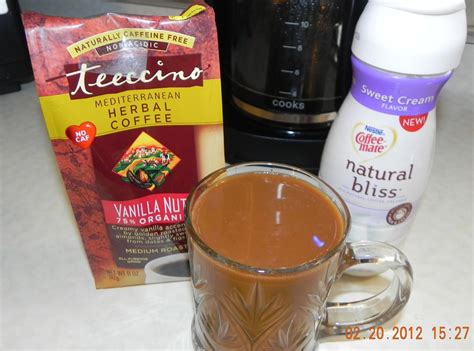 Coffee Drink Herbal teeccino herbal coffee recipe just a pinch recipes
