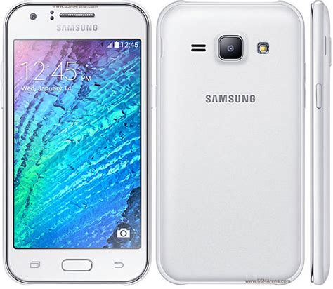 Samsung Galaxy J1 4G pictures, official photos